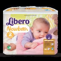 Libero Newborn Size 2 packshot