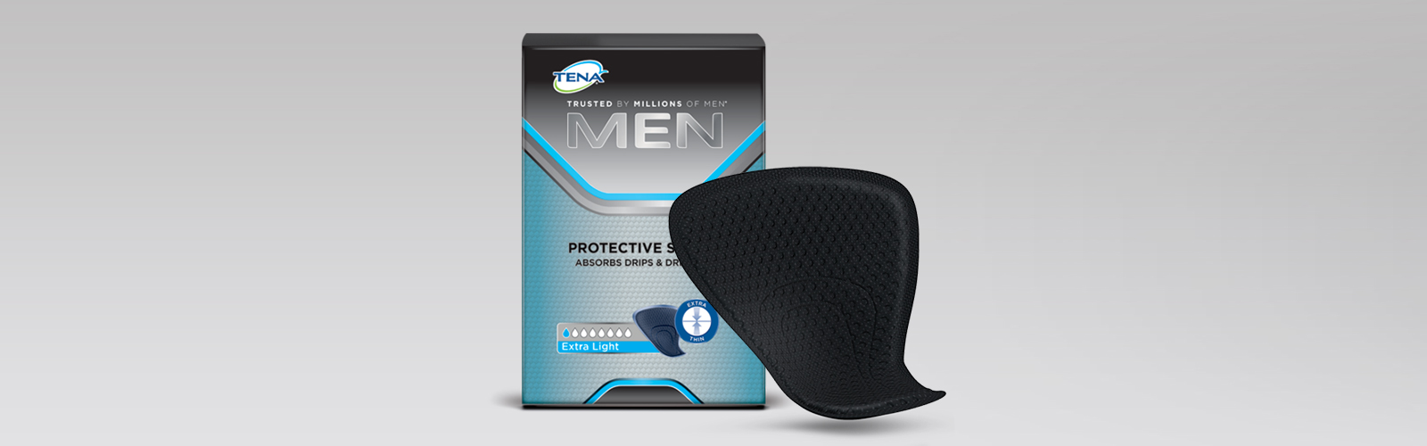 TENA Men Protective Shield product video