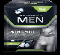 TENA Men Premium Fit beskyttende undertøy bilde av pakke