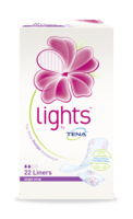 lights by TENA Liners Single Wrap