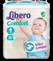 Libero Comfort Size 4 packshot