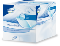 TENA Wash Glove with lining packshot