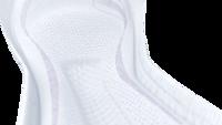 Conçue pour des fuites urinaires modérées à fortes avec InstaDRY™ Zone pour une absorption rapide