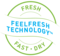 Feel Fresh Technology - lights by TENA