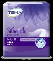 TENA Silhouette Lady Pants Night – Inkontinenzunterwäsche für Frauen zum Gebrauch bei Nacht