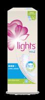 Protège-slip lights by TENA parfumé pour les petites fuites urinaires