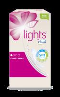lights by TENA diskrete Slipeinlagen für Frauen mit leichtem Tröpfchenverlust