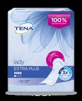 Protections contre l'incontinence TENA Lady Extra Plus pour femmes
