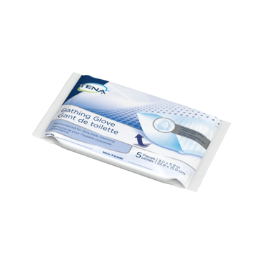 Image of TENA® Bathing Glove - TENA Professional - Incontinence Care