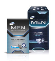 TENA Men Predloga & TENA Men Level 1