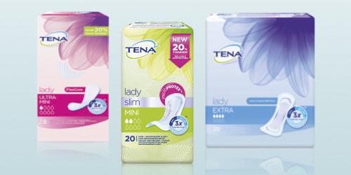 TENAasortiman proizvoda za žene
