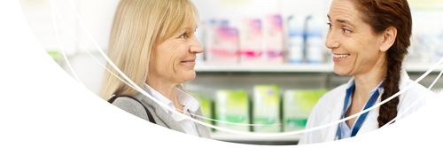 TENA para farmácias