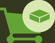 Kundvagn TENA webbutik