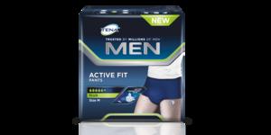 TENA Men Active Fit -pakkauskuva