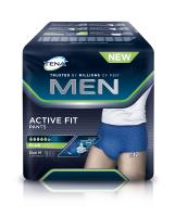 TENA Men Active Fit Pants Medium